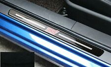 Subaru BRZ Carbon Fibre Door Sill Plate Decal Trim for STI BRZ WRX Forester New