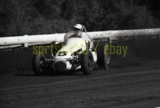 Bobby Unser #5 - 1966 USAC Golden State 100 - Vtg 35mm Race Negative