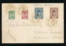 Handstamped Cover Czech & Czechoslovakian Stamps