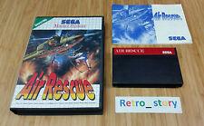SEGA Master System Air Rescue PAL