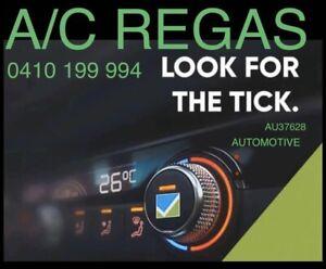 AC REGAS R134a