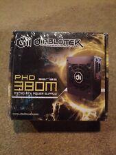 Diablotek PHD Series PHD380M 380W Micro ATX Power Supply