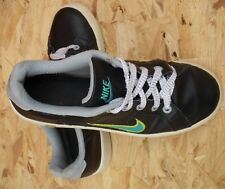 "Nike Leather ""Court Tradition"" Trainers - Black Size UK 5.5 - EU 38.5"