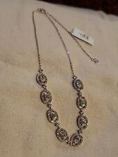 Nadri AN34190rcz Necklace NWT $150
