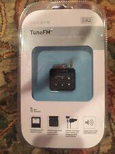New Belkin TuneFM Transmitter for iPod nano F8Z061BLK