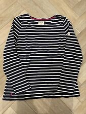 Joules Ladies Striped Jumper Size 14