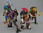 Movie TMNT Teenage Mutant Ninja Turtles Action Figures Collection Doll Gift Toy