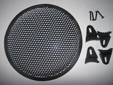 8 Pollici Subwoofer Speaker Grill Cover con morsetti e viti per