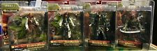 Pirates Of The Caribbean Dead Man's Chest Series 2 Action Figure Set 2006 L@@K