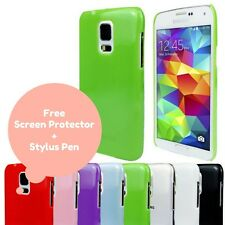 Ultra Thin Durable Case Slim Strong Clear Hard Cover for Samsung Galaxy S5 SV