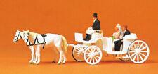 Preiser 75151 Wedding Carriage, Open, Tt