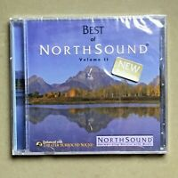 Best of North Sound Vol 2 music CD relaxing music & nature sounds new sealed