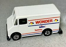 Hot Wheels Blackwall Delivery Truck Wonder Bread Twinkies Hostess