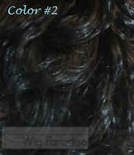 Soul Tress Synthetic Straight Layered Style with Soft Curls Lea Wig