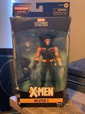 WOLVERINE X-Men Marvel Legends 2020 6-Inch Weapon X Action Figure BY HASBRO