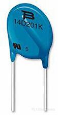 TVS Varistor MOV 150 V 200 V Mov-20dxxxk Series 395 V Disc 20mm Metal Oxi