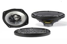 "Kenwood KFC-6965S 400 Watts 6"" x 9"" 3-Way Coaxial Car Audio Speakers 6""x9"" New"