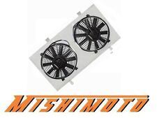 MISHIMOTO Performance Aluminum Fan Shroud for 2003-2006 Nissan 350Z VQ35DE