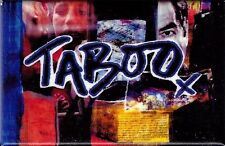 """Boy George """"TABOO"""" Raul Esparza / Charles Busch / Rosie O'Donnell 2003 Pinback"""