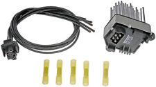Blower Motor Resistor Kit With Harness - Dorman# 973-528