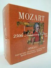 Mozart 250th Anniversary Edition: Operas I (CD, Sep-2005, Warner Classics (USA))