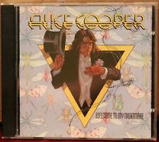 ATLANTIC CD 19157: Alice Cooper - Welcome to My Nightmare - 1987, CANADA