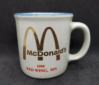Red Wing Stoneware Co., McDonald's 1999 Red Wing, Minnesota 14 oz Mug