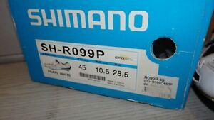 Gr.45 Shimano SPD-SL SH-R099P Schuhe Fahrrad  OVP!ALTLAGERBESTAND!Radsportschuhe
