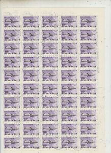 Hungary  Full Sheet a 100 Stamps Nr. 3223  used