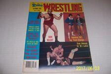 1978 Wrestling WWF Ivan KOLOFF The RUSSIAN BEAR Superstar BILLY GRAHAM Crusher