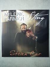 Mylene Farmer / Sting Maxi 45Tours vinyle Stolen Car
