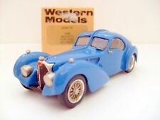 WESTERN MODELS 1/43 WMS 7X 1938 BUGATTI TYPE 57SC BLUE