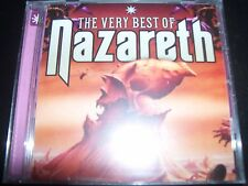 Nazareth  ‎– The Very Best Of Nazareth Greatest Hits CD - New