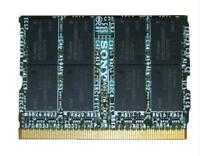 SONY Original 512MB x1 MicroDIMM 172PIN DDR-333 PC-2700 512M memory US RAM 7-S