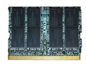 SONY Original 512MB x1 MicroDIMM 172PIN DDR-333 PC-2700 512M memory US RAM 7-S
