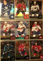 2017-18 Upper Deck Tim Hortons Base Set U-Pick Singles