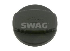 SWAG Oil Filler Cap 10 22 0001 fits Mercedes-Benz Viano 2.0 CDI 4-matic (W639...