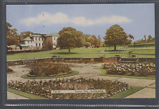 PURSTON PARK.FEATHERSTONE..OLD PRINTED POSTCARD.