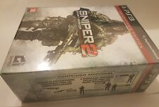 Sniper Ghost Warrior 2 Ps3 COLLECTOR'S EDITION Nuevo pal España steelbook NEW!!!