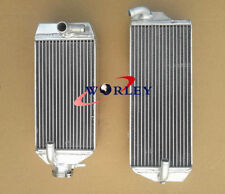 For SUZUKI RMZ250 RMZ 250 2007 2008 2009 07 08 09 Aluminum Radiator