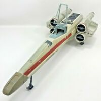 "Star Wars Hasbro 2002 The Empire Strikes Back X Wing Fighter Ship 19.5"" No Wings"