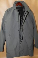 #104 Helly Hansen Water Resistant Parka Jacket Size M  with removable vest