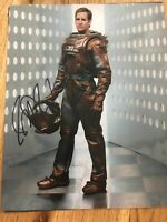 SCOTT BAKULA SIGNED STAR TREK ENTERPRISE Autograph 10x8 Photo In Person Proof