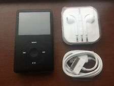 Apple iPod classic 7th Gen Black (160GB) (Latest Model) excellent condition