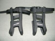 Pair of Black Raleigh Cycle Clips