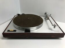 Luxman PD 272 Direct Drive Turntable - Vintage * Customed By Luxman * Serviced *