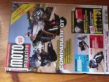 $$a Revue Moto Magazine N°279 Honda CBR 600  Blousons aeres  Pneus  BMW K 1600 G