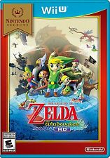 The Legend of Zelda: The Wind Waker HD - Nintendo Selects [Nintendo Wii U] NEW