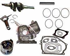Rebuild Kit For Honda GX160 Piston Kit Crankshaft Connecting Rod Gasket Set New