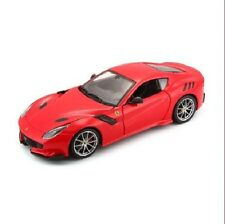 Bburago 1:24 Ferrari F12 tdf Red Diecast Model Sports Racing Car Vehicle NEW